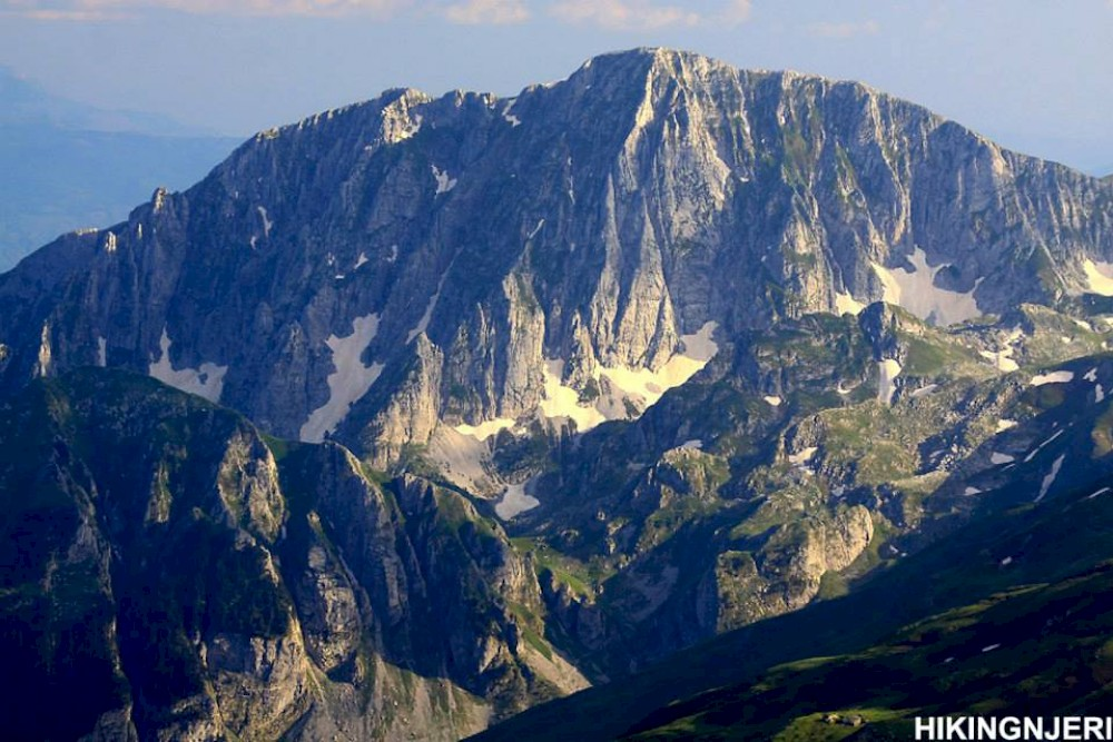 Gjeravica Peak Highest peak Kosovo