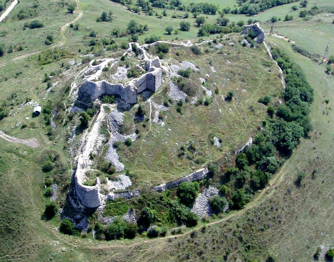 Artana Novoberda castle Kosovo