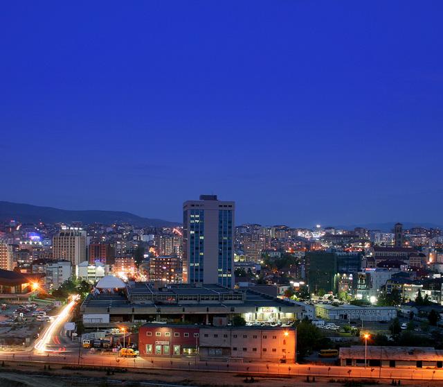 Prishtina Pristina Kosovo Visit