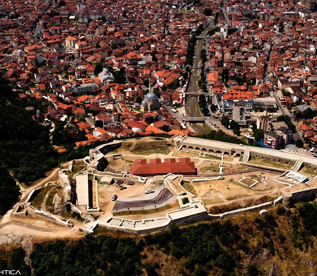 Prizren Kosovo - Old Town