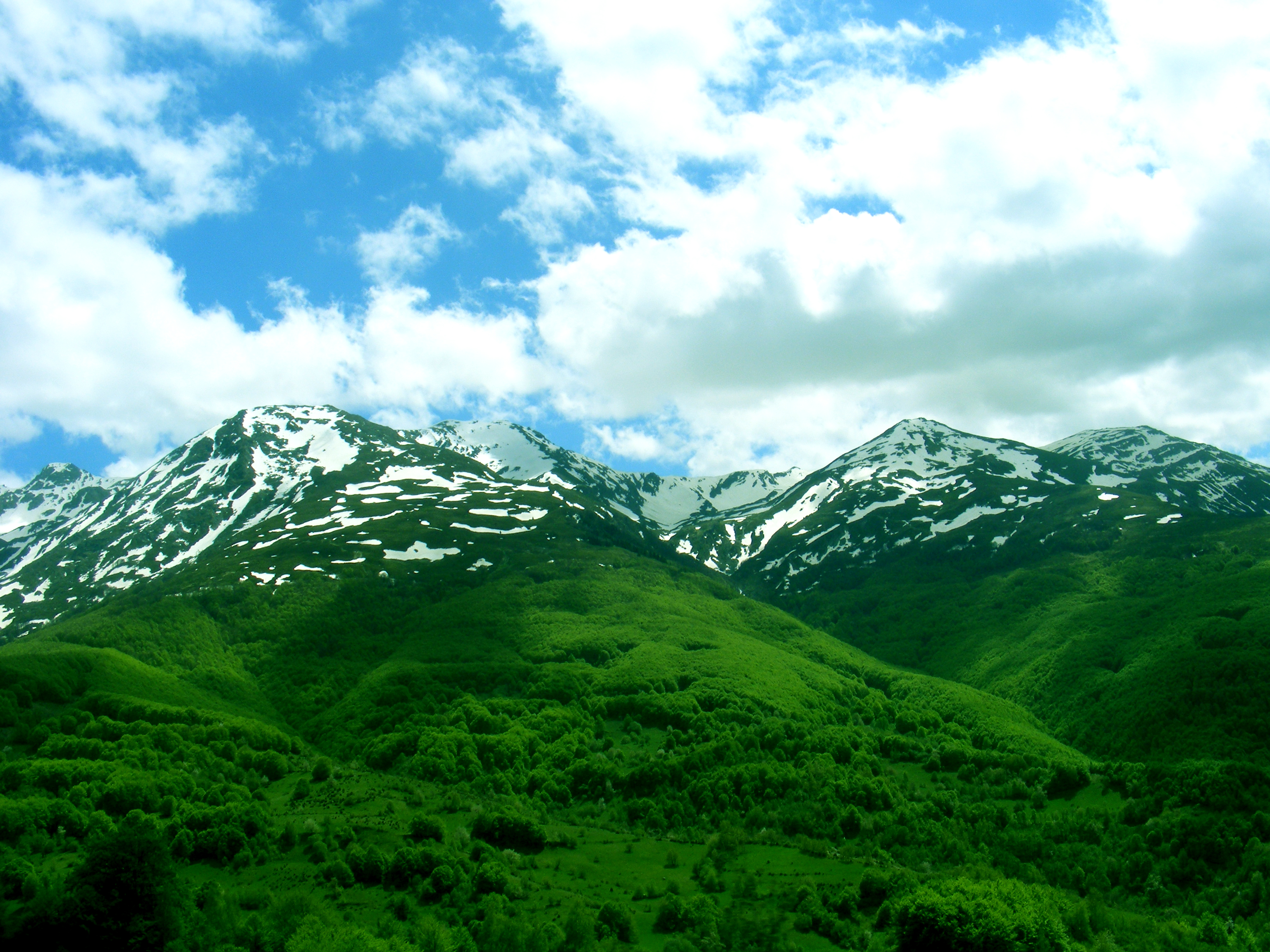 Sharri Mountains Kosovo - Malet e Sharrit Kosove