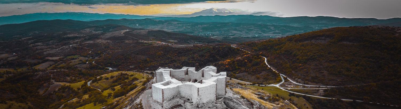 Artana Novoberda castle