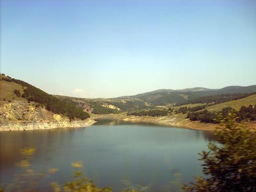 badovc lake liqeni i badovcit