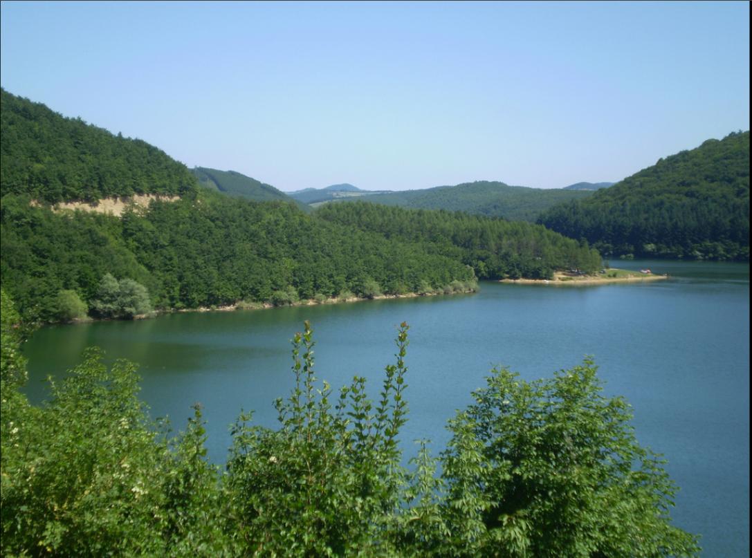 batllava lake kosovo prishtina