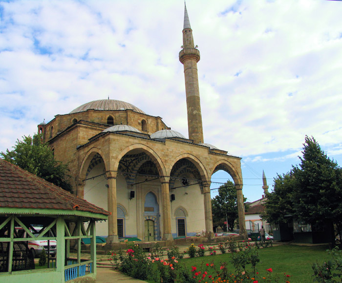 Faith Mosque Pristina Kosovo