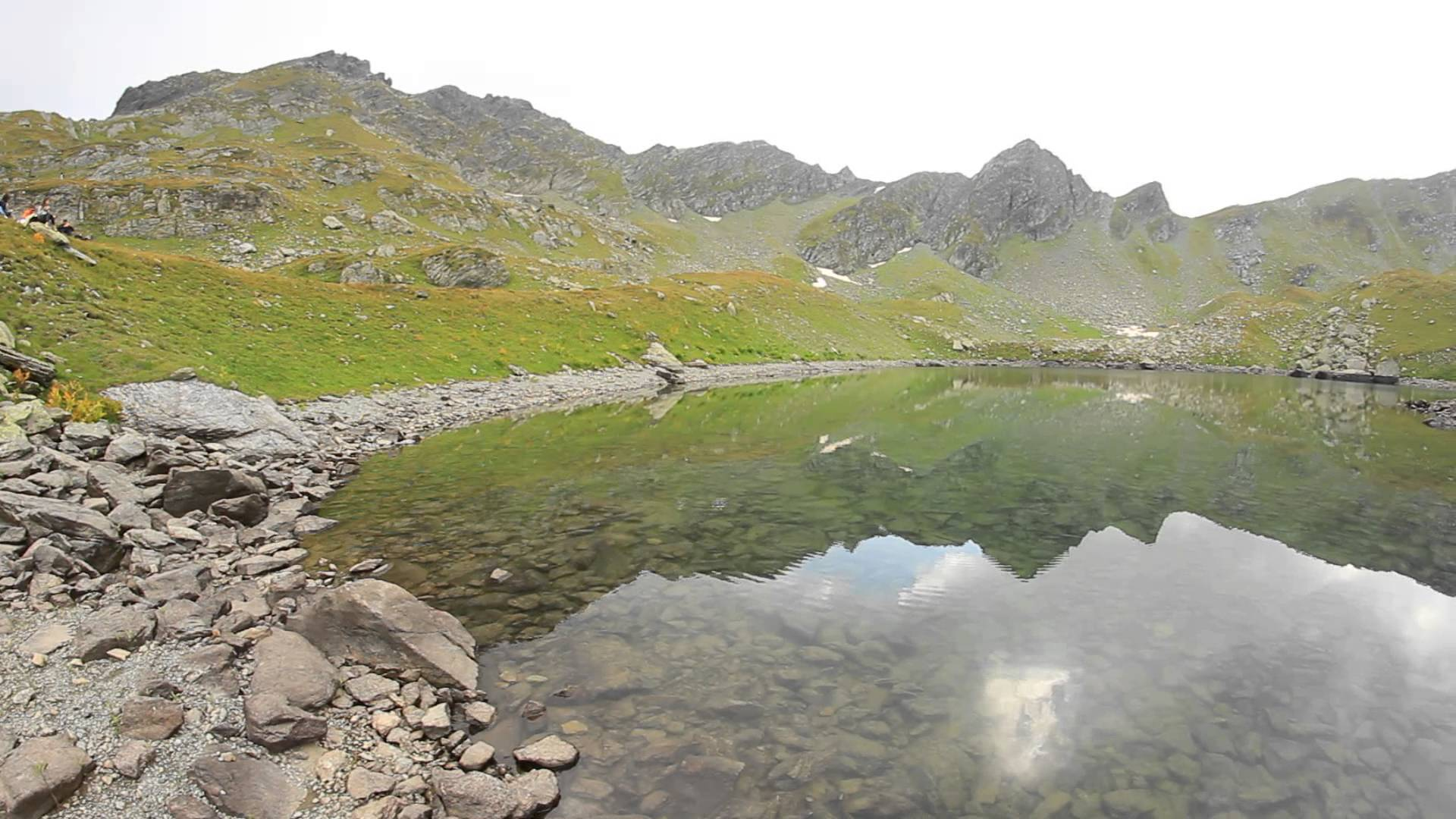 Heart Shaped Lake Junik Kosovo