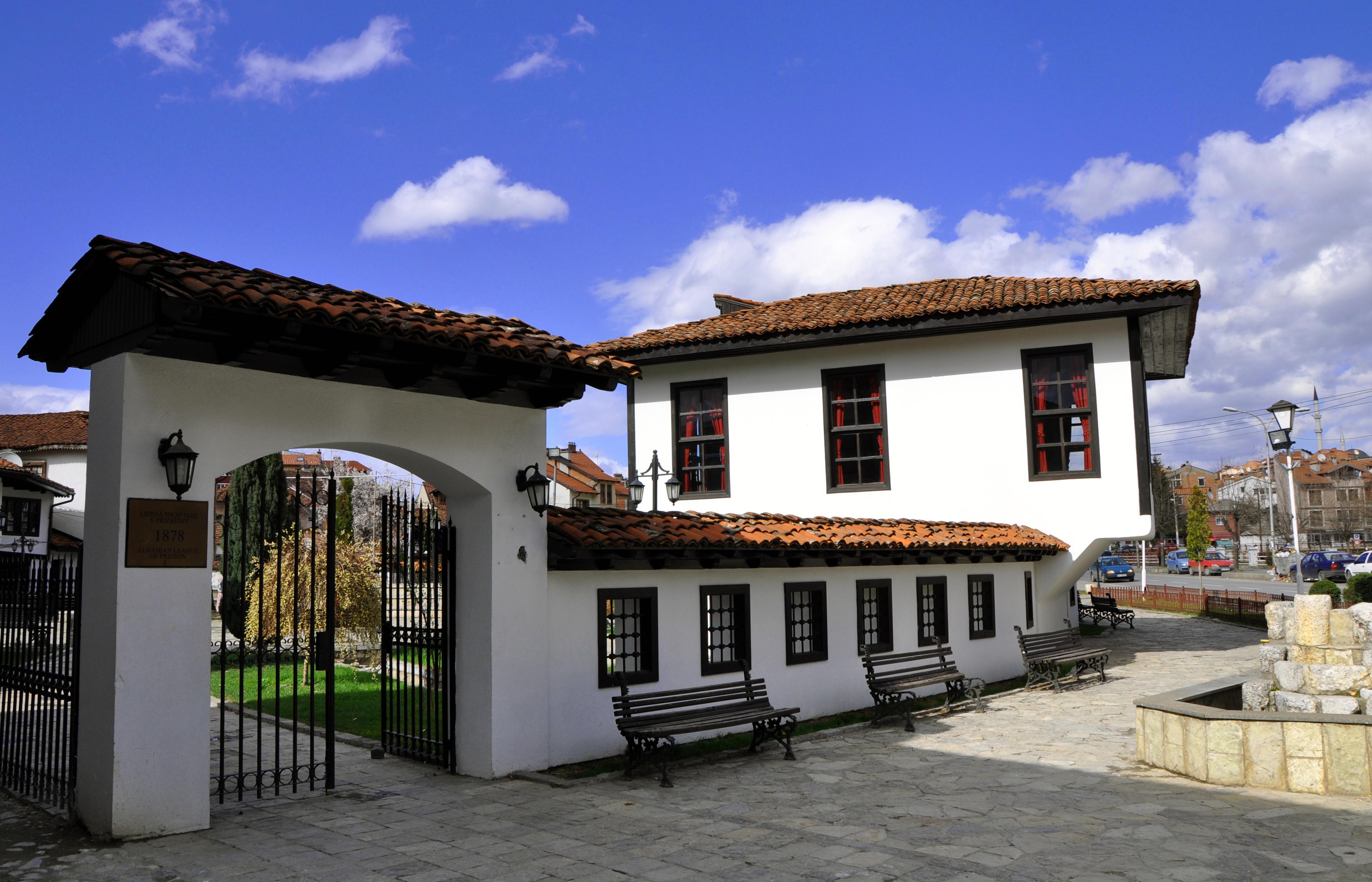 Lidhja Shqipetare e Prizrenit
