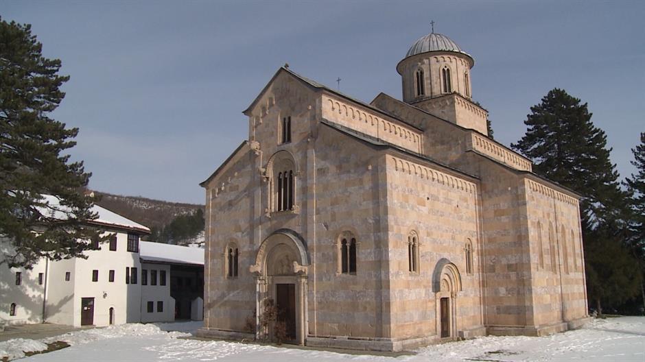 Decan monastery