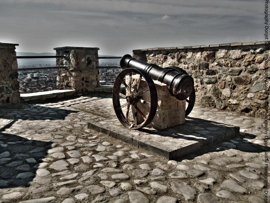 Prizren Castle Kosovo