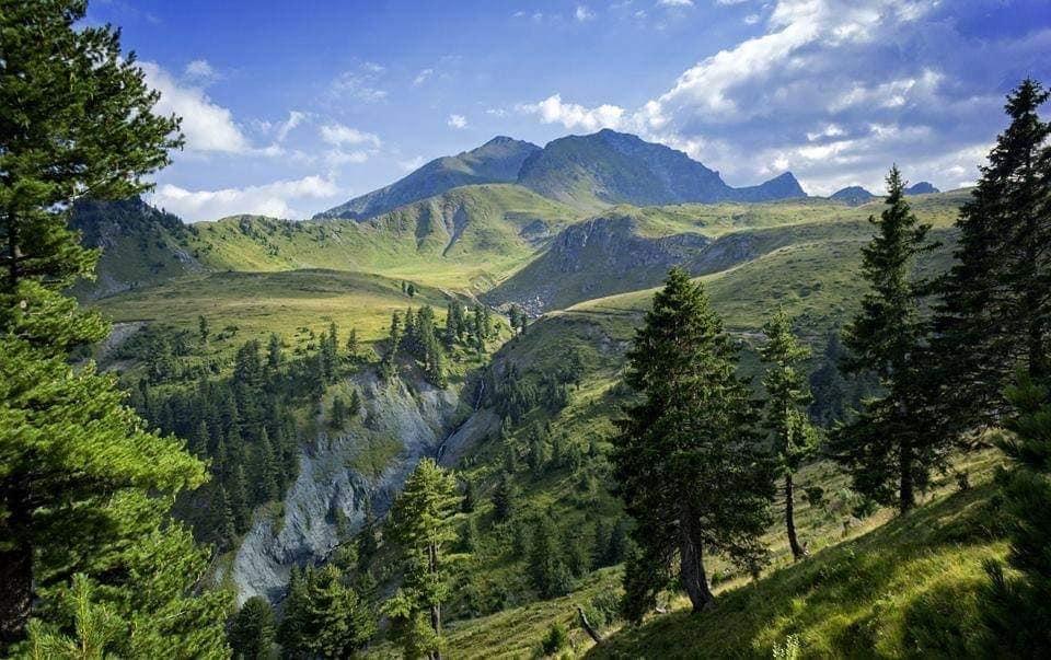 rugova valley