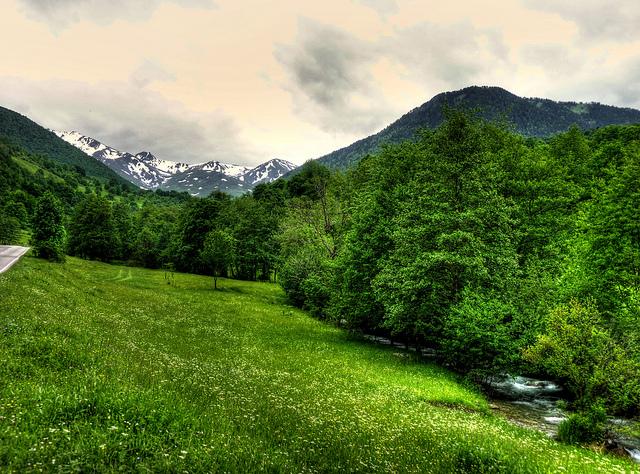 Sharri Mountains Kosovo - Malet e Sharrit Kosove