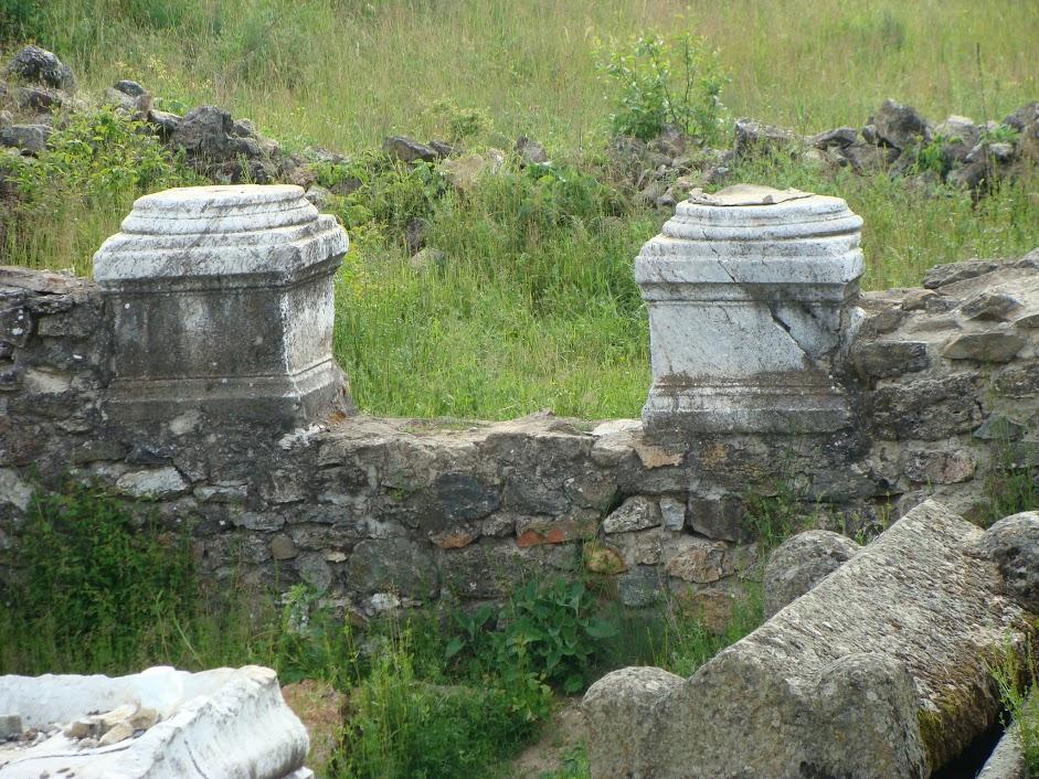 ulpiana antic city - qyteti antik ulpiana kosovo