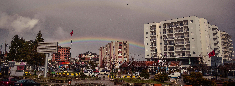Decan qyteti Kosove