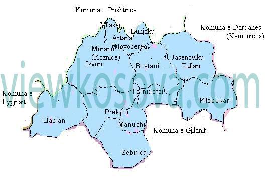 Artana (Novoberda) Municipality