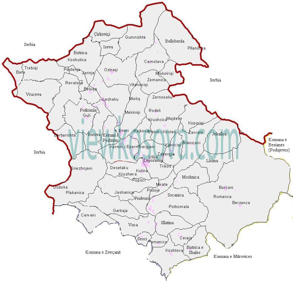Leposaviq Municipality