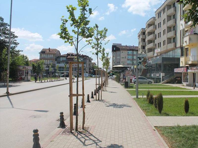 lipjan qyteti kosove