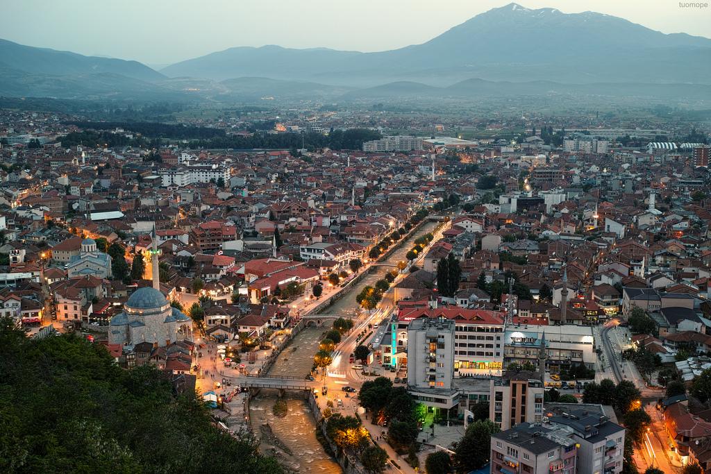 Prizren city Kosovo Kosove