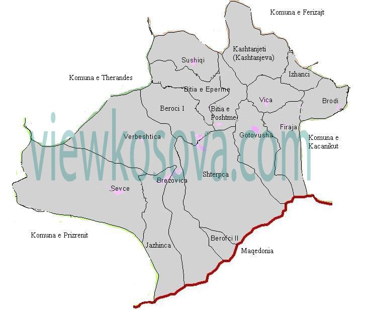 Shterpce Municipality