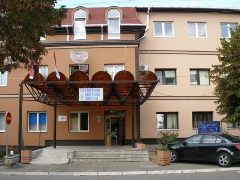 Zvecan Municipality